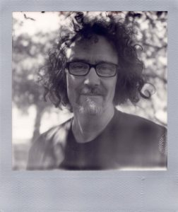 Portrait of Roy Cross Photo by Susan Briscoe